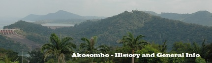 Akosombo - History and General Info