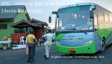 STC, Bus, TroTro, bus in ghana, transportation in Ghana, Travelling Ghana, Africa, west Africa,