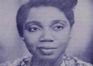 Kofoworola Ademola, African woman, a university degree